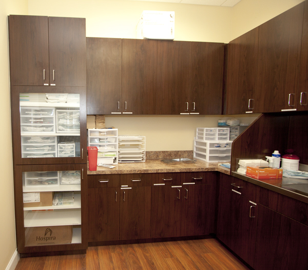 Kvm Designs Commercial Cabinets Dental Cabinets